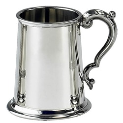 1Pint Pewter Classic Tankard 1 Locksmith in Stirling
