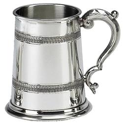 1Pint Pewter Celtic Tankard 1 Locksmith in Stirling