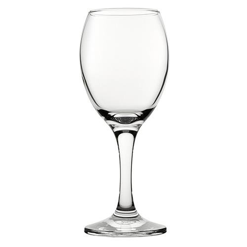 Image of personalised engraved wine glass