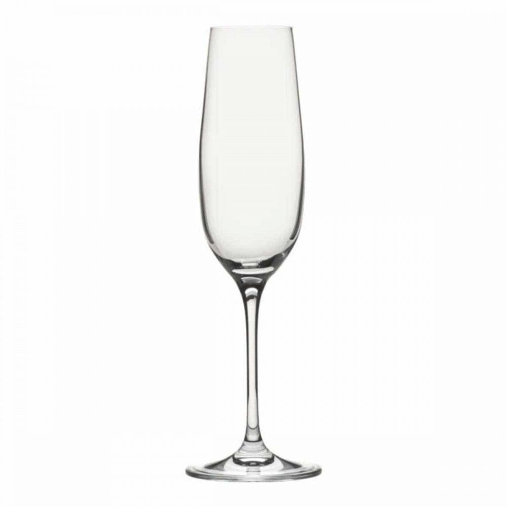Champagne Plain Glass Tumbler 1 Locksmith in Stirling