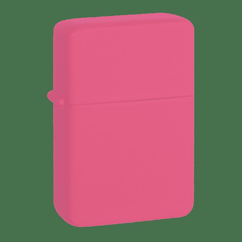 Star Satin Pink Oil Lighter 1 Locksmith in Stirling