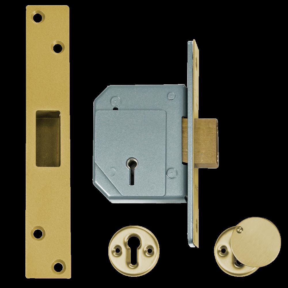UNION C-Series 3G114 5 Lever Deadlock 1 Locksmith in Stirling