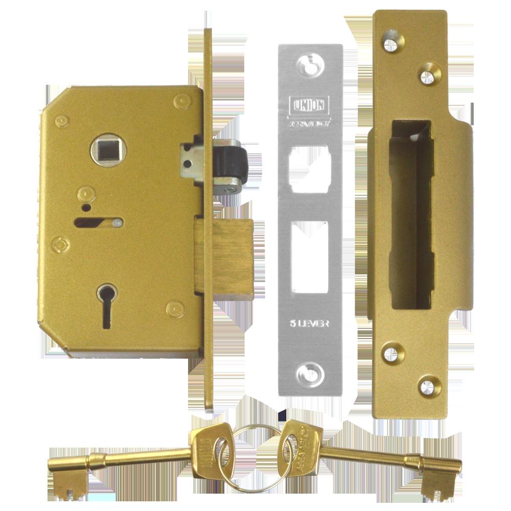 UNION C-Series 3K75 5 Lever Sashlock 1 Locksmith in Stirling