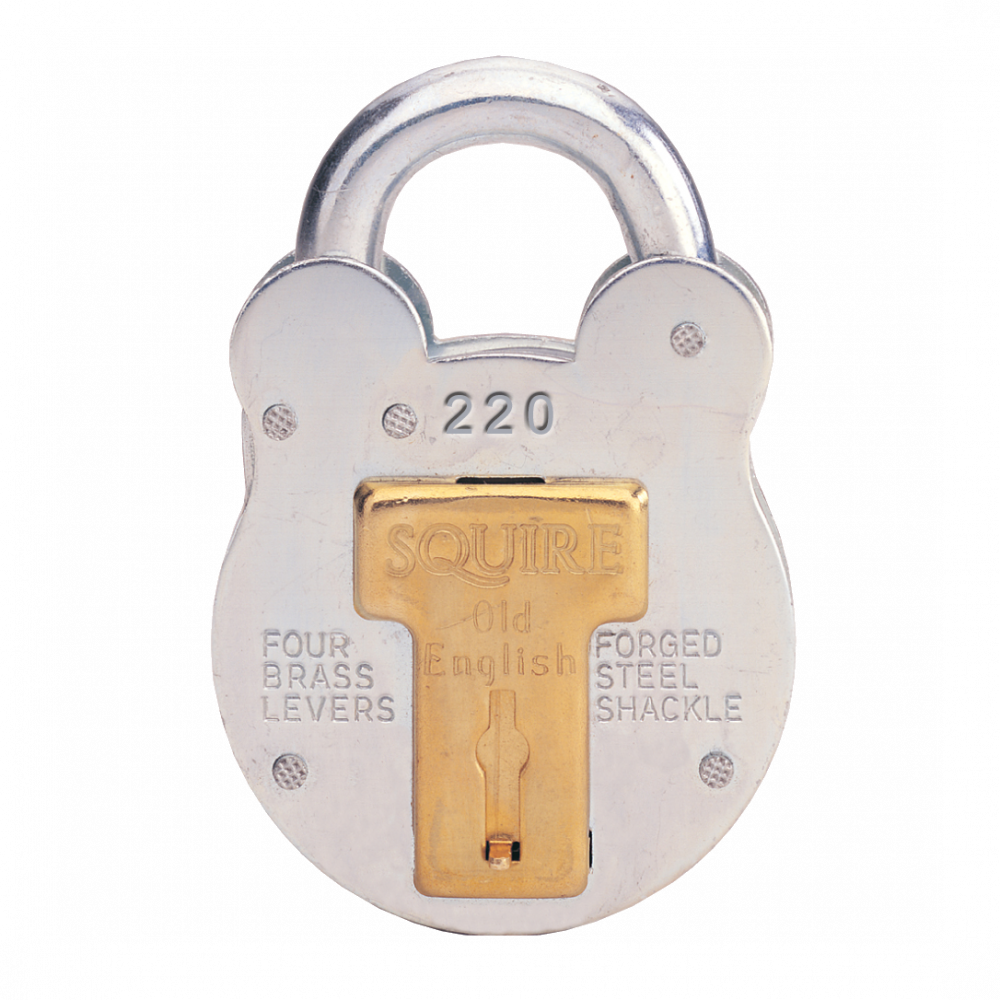 Squire 220, 440 & 660 Old English Padlock 1 Locksmith in Stirling