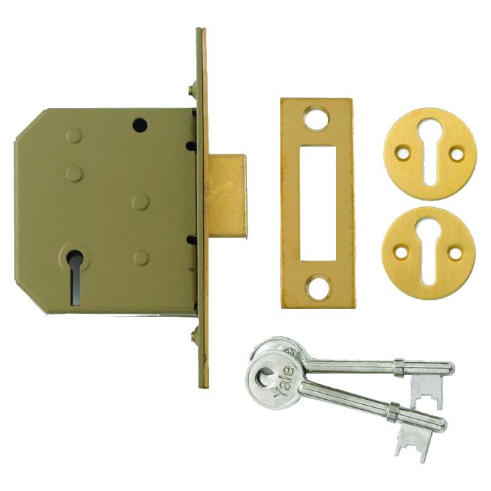 YALE PM322 3 Lever Deadlock 1 Locksmith in Stirling