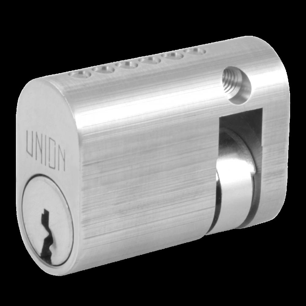 UNION 2x1 Oval Half Cylinder 1 Locksmith in Stirling