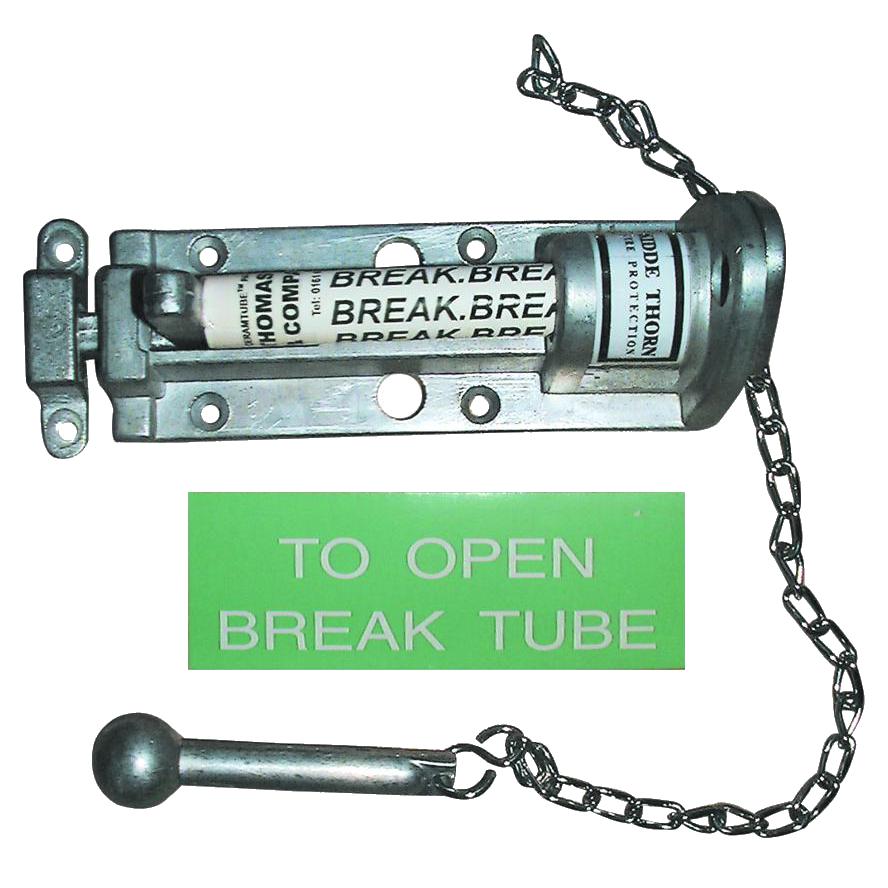 THOMAS GLOVER 32207 Redlam Mk1 Break Glass Bolt 1 Locksmith in Stirling