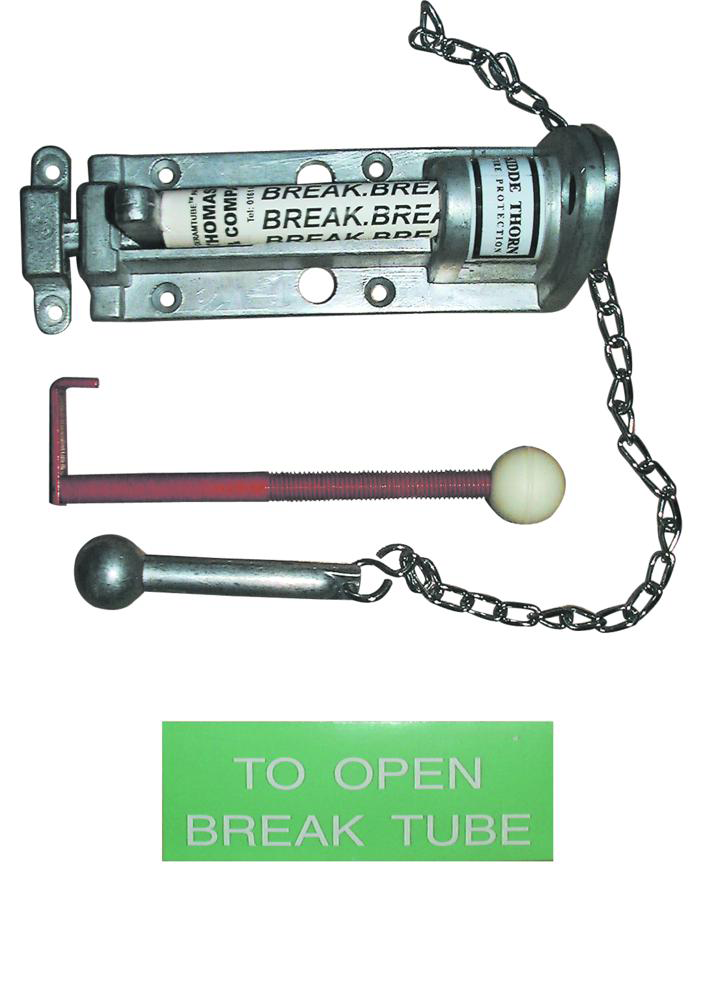 THOMAS GLOVER 32951 Redlam Mk2 Break Glass Bolt 1 Locksmith in Stirling