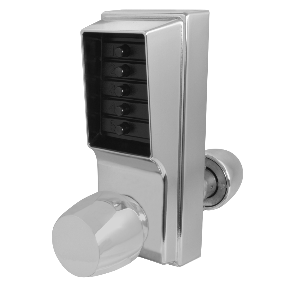 DORMAKABA Simplex 1000 Series 1031 Knob Operated Digital Lock With Passage Set 1 Locksmith in Stirling