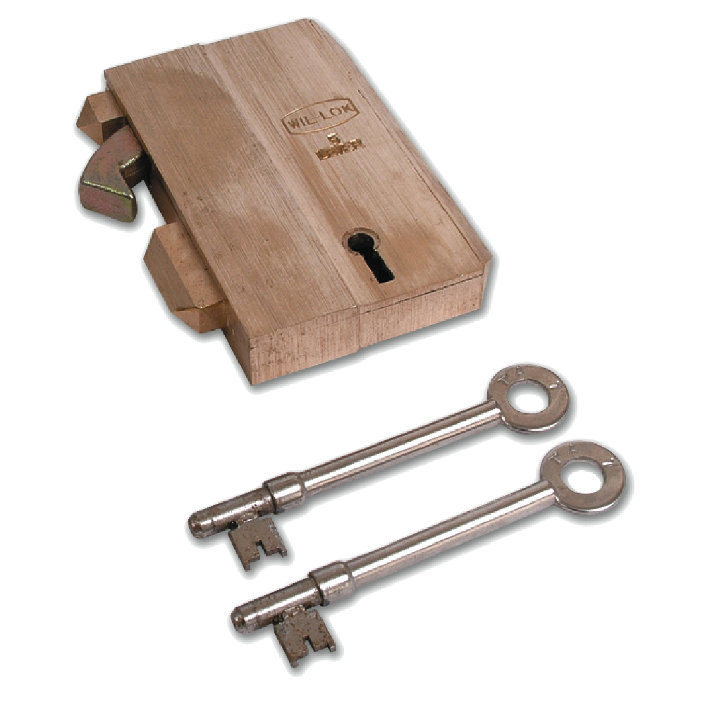 WILLENHALL LOCKS G10 5 Lever Gatelock 1 Locksmith in Stirling