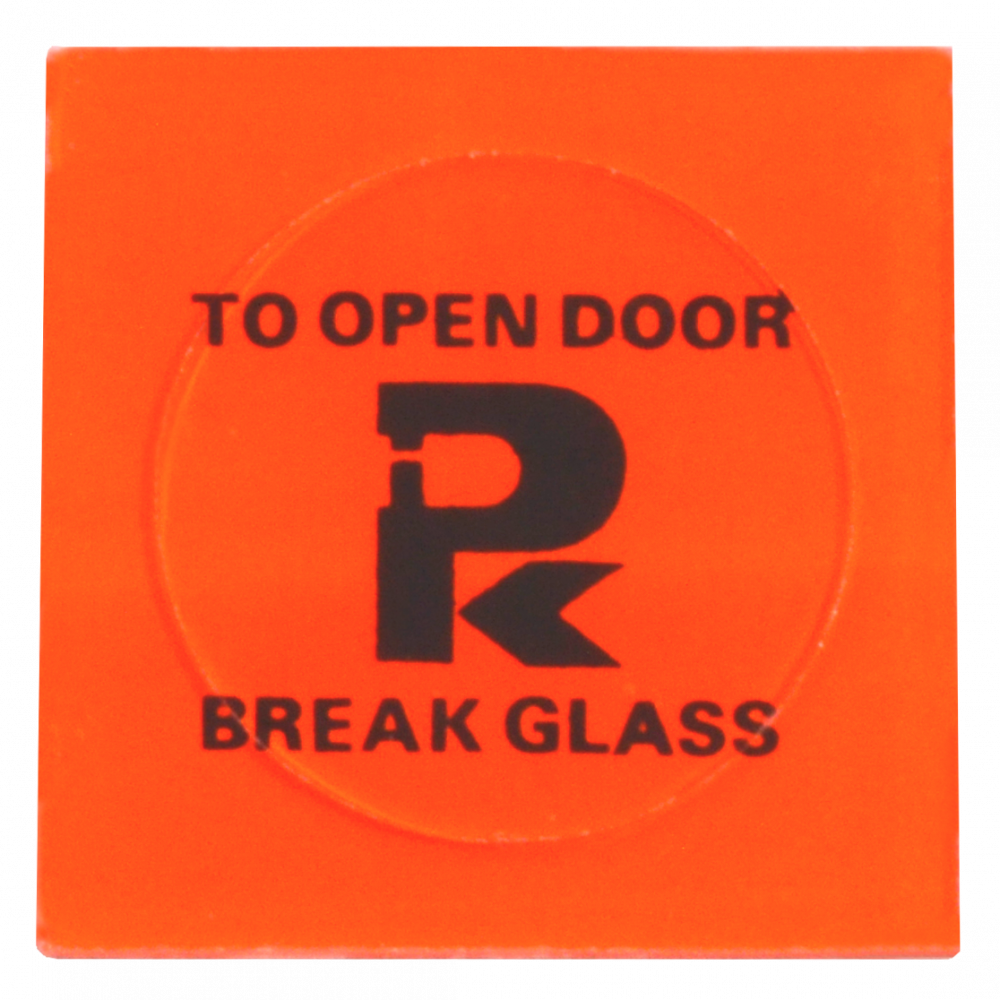 PICKERSGILL KAYE L8130 Spare Glass For Hammer Style 1 Locksmith in Stirling