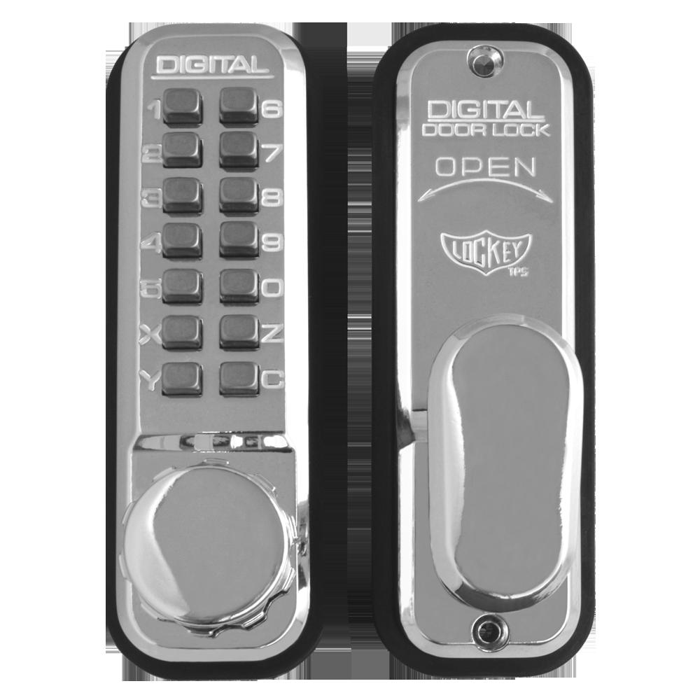 LOCKEY 2430 Series Digital Lock Without Holdback 1 Locksmith in Stirling