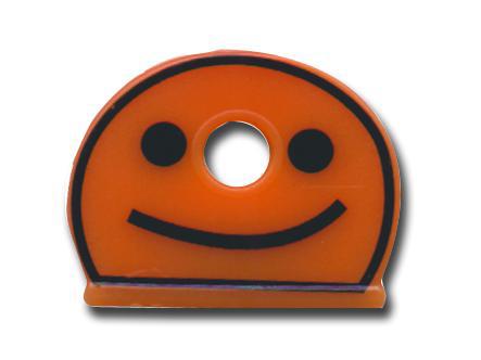 ASEC Smiley Face Half Moon Key Caps 1 Locksmith in Stirling
