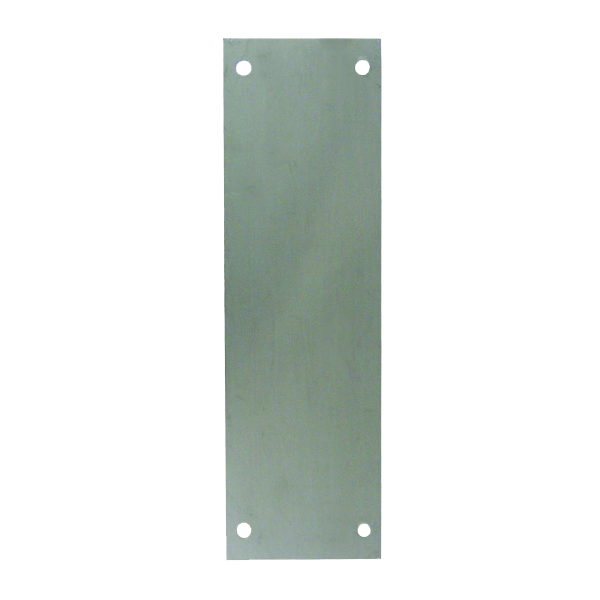ASEC 75mm Wide Stainless Steel Finger Plate 1 Locksmith in Stirling