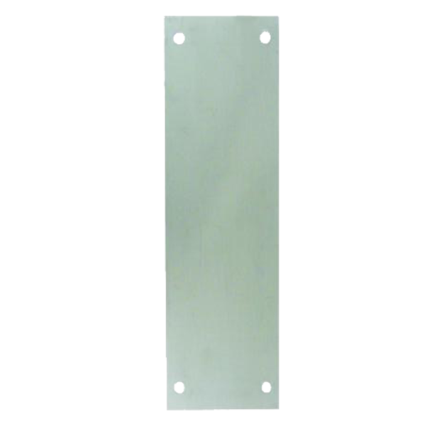 ASEC 100mm Wide Stainless Steel Finger Plate 1 Locksmith in Stirling