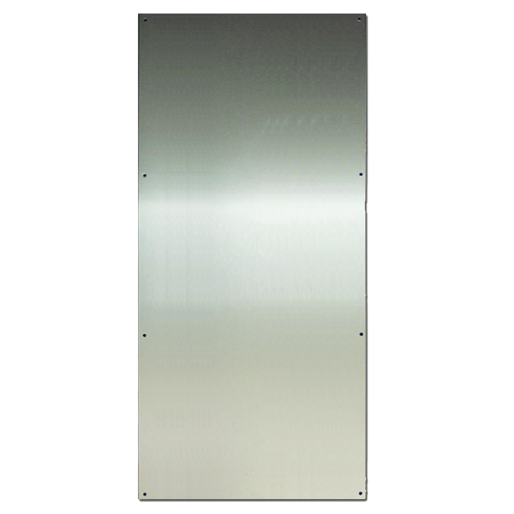 ASEC 835mm Wide Stainless Steel Kick Plate 1 Locksmith in Stirling