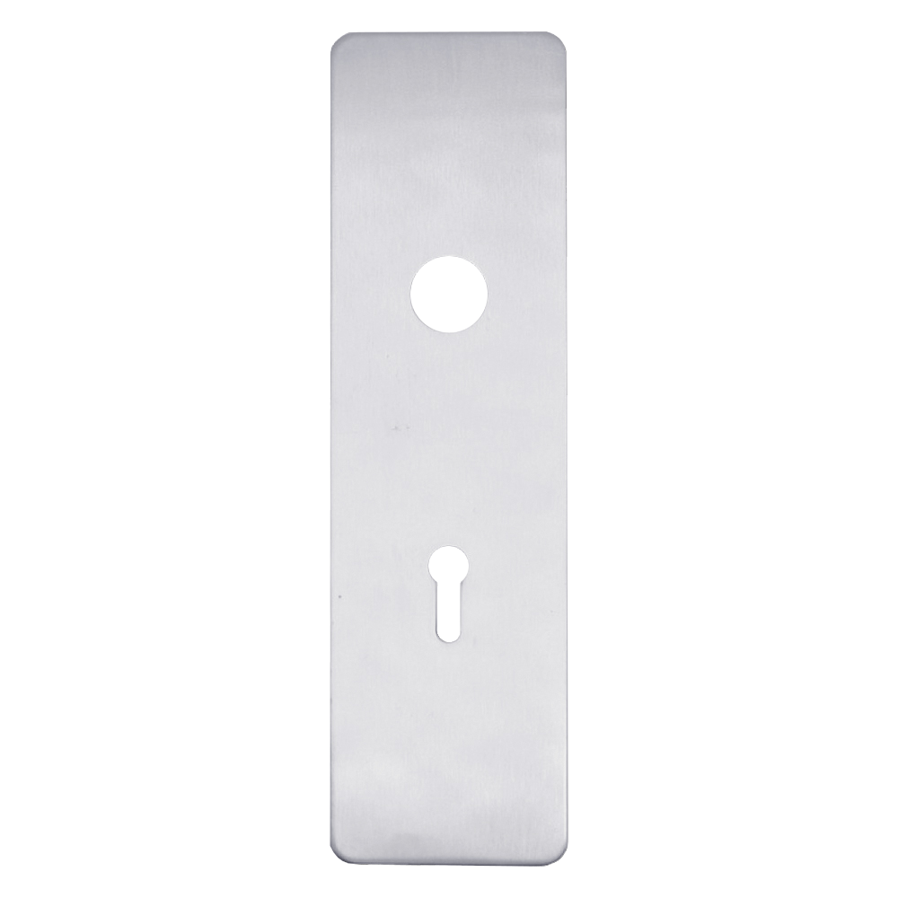 ASEC Self Adhesive 48mm x 175mm Spindle & UK Mortice Escutcheon 1 Locksmith in Stirling
