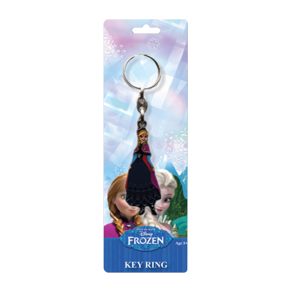 ASEC Frozen Licenced Key Rings 1 Locksmith in Stirling