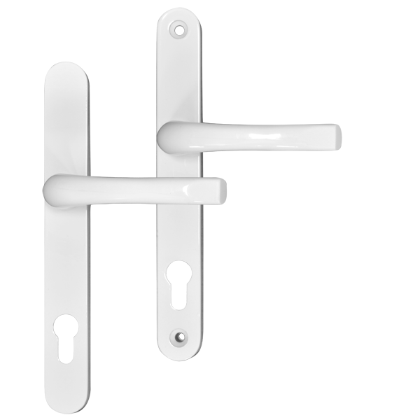 ASEC Lever/Lever UPVC Furniture To Suit Roto - 230mm Backplate 1 Locksmith in Stirling