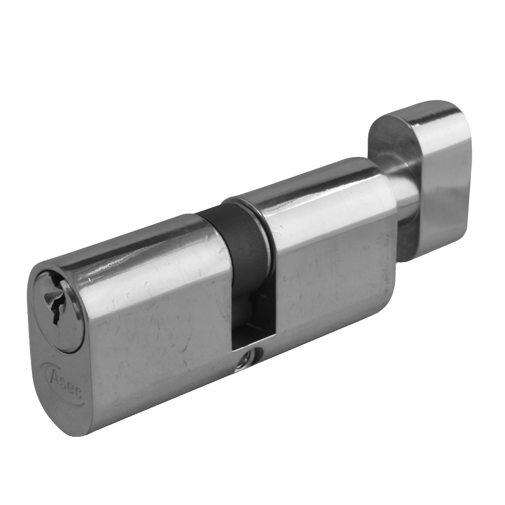 ASEC 6-Pin Oval Key & Turn Cylinder 1 Locksmith in Stirling
