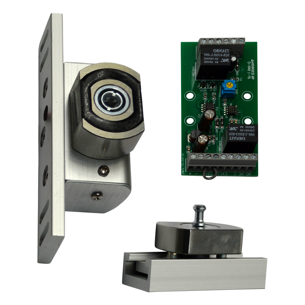ASEC Micro Power Lock With Standard Bracket - Open Out 1 Locksmith in Stirling