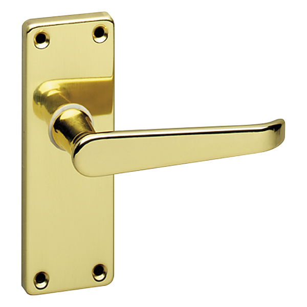 ASEC URBAN Classic Victorian Short Latch Lever on Plate Door Furniture 1 Locksmith in Stirling