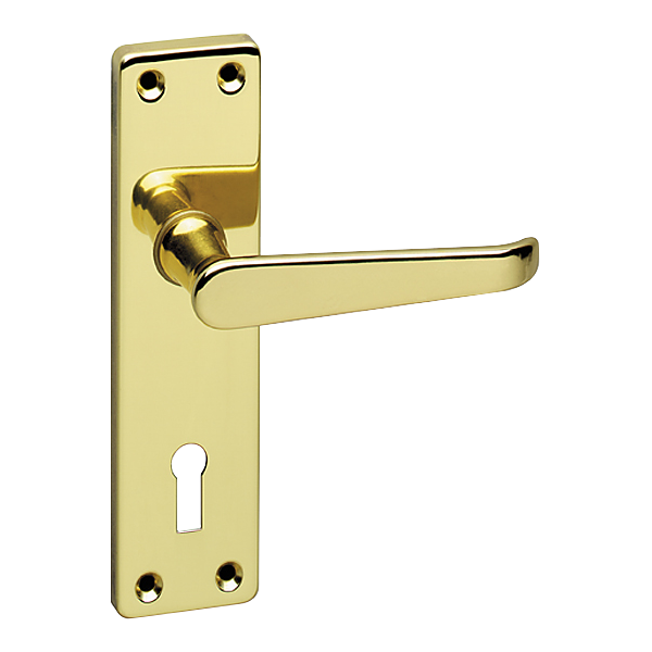 ASEC URBAN Classic Victorian Lever on Plate Lock Door Furniture 1 Locksmith in Stirling