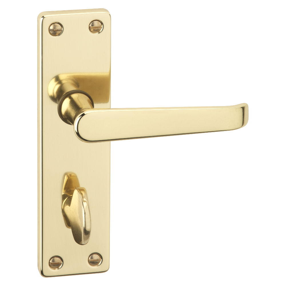 ASEC URBAN Classic Victorian Bathroom Lever on Plate Door Furniture 1 Locksmith in Stirling