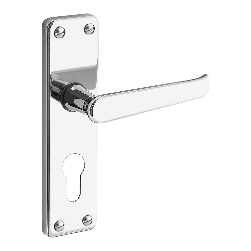 ASEC URBAN Classic Victorian Euro Lever on Plate Door Furniture 1 Locksmith in Stirling