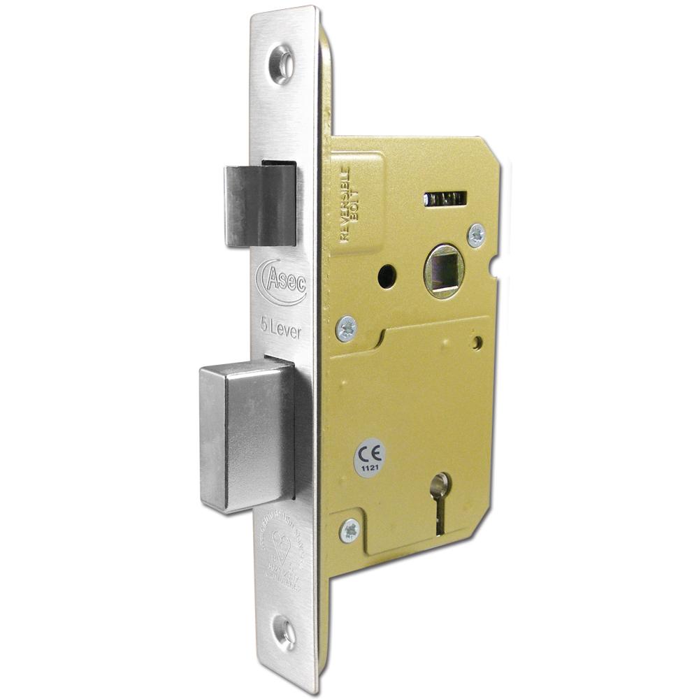 ASEC BS 5 Lever British Standard Sashlock 1 Locksmith in Stirling