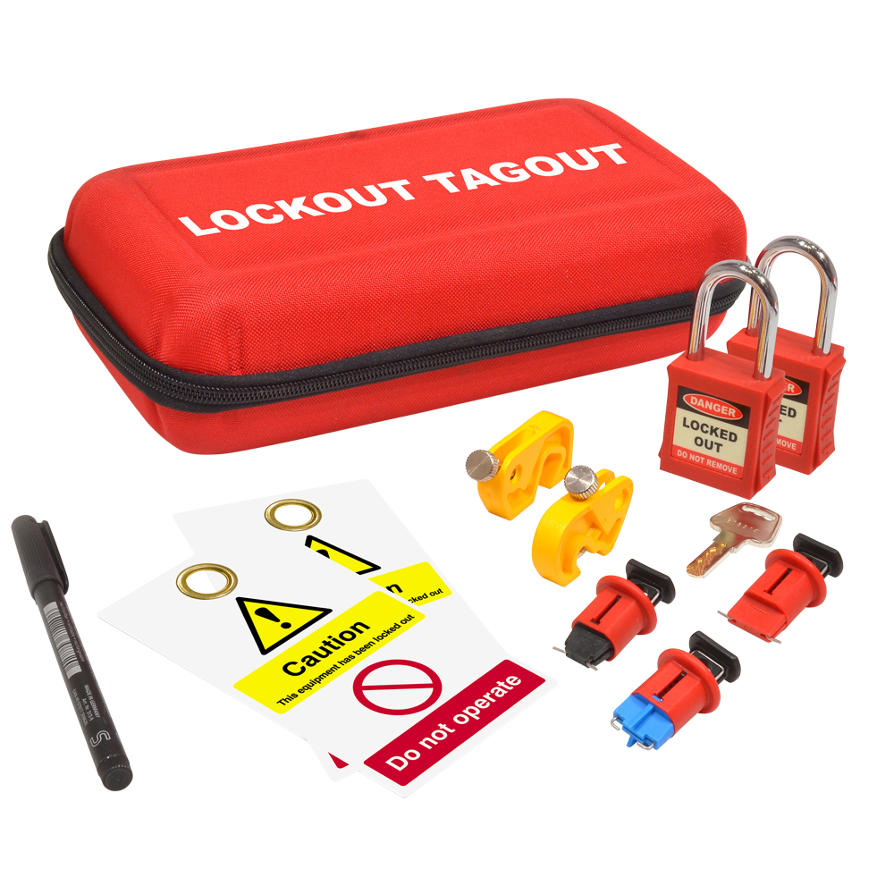ASEC Electrical Lockout Tagout Kit 1 Locksmith in Stirling