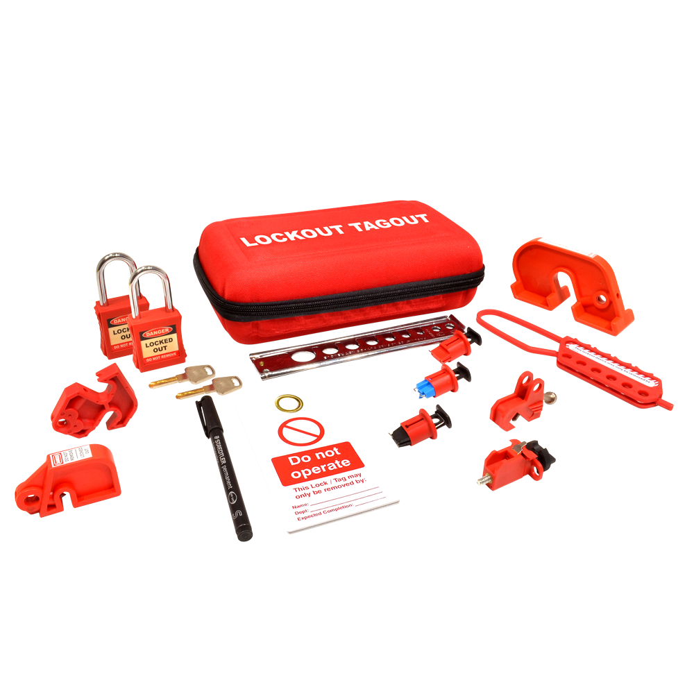 ASEC Advanced Electrical Lockout Tagout Kit 1 Locksmith in Stirling