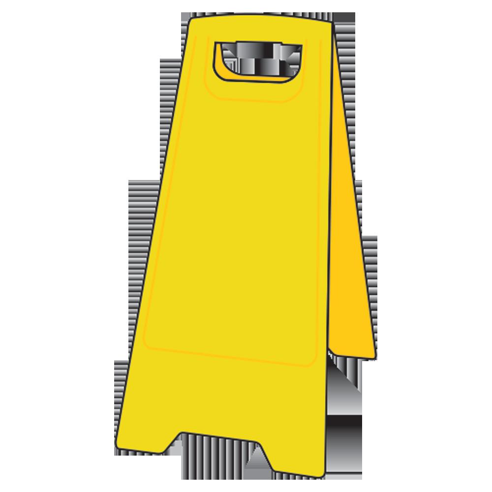ASEC Heavy Duty Yellow `A` Board 60cm 1 Locksmith in Stirling