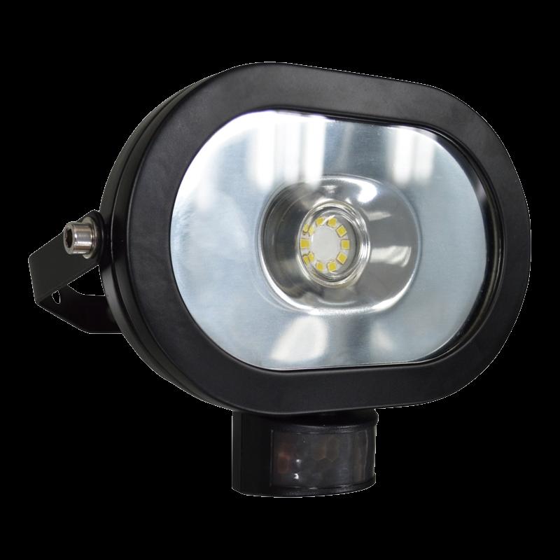 ASEC Ultra Slim Oval LED PIR Floodlight 1 Locksmith in Stirling