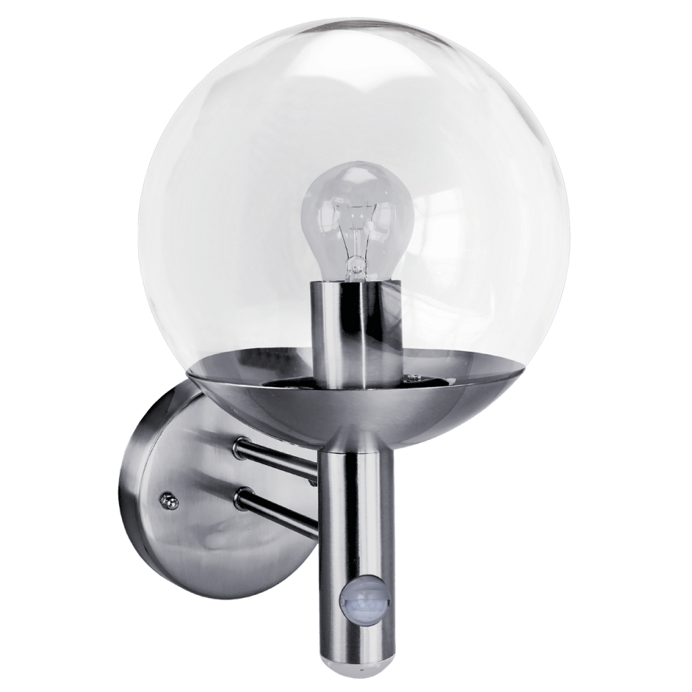 ASEC Globe Light with PIR & Photocell 1 Locksmith in Stirling