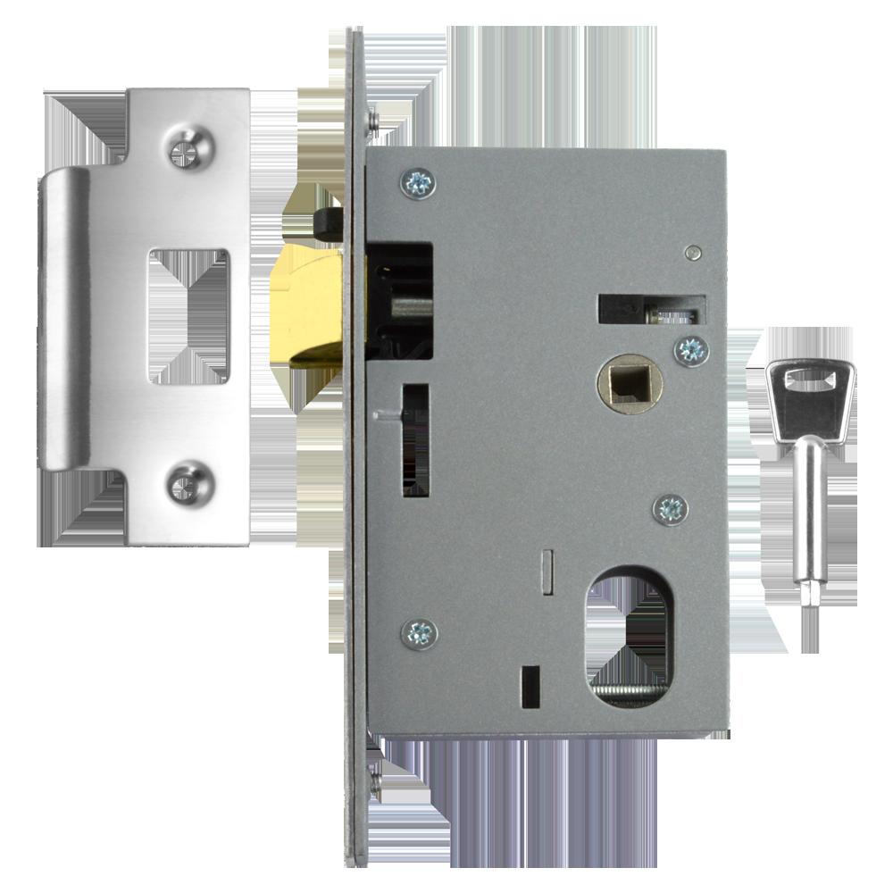 UNION L2341 Oval Nightlatch Case 1 Locksmith in Stirling