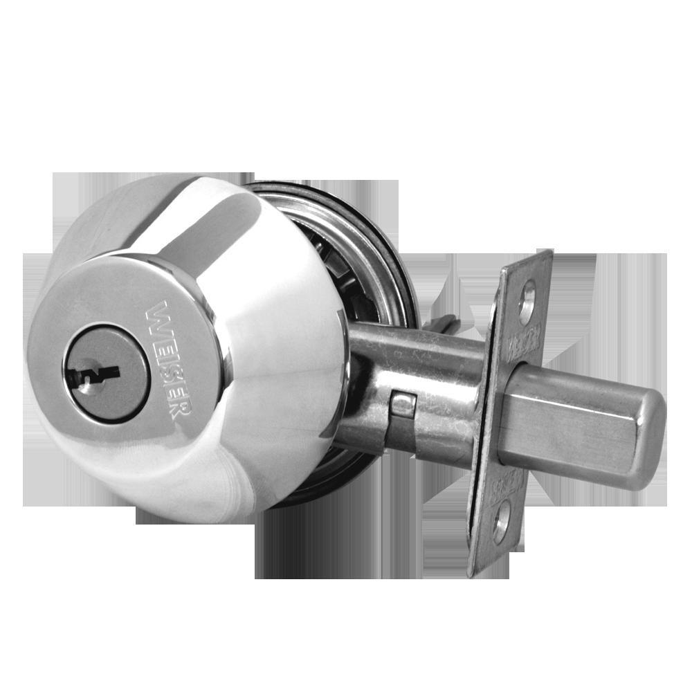 WEISER ND9370X Double Deadbolt 1 Locksmith in Stirling
