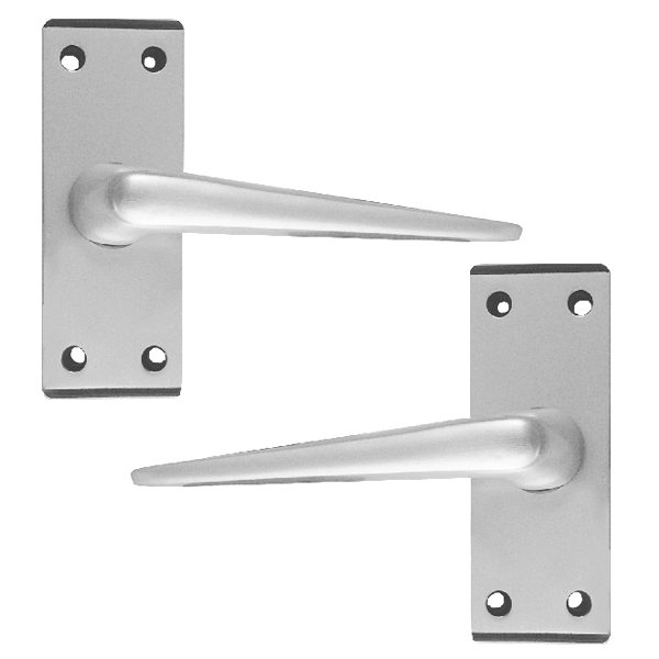 DORTREND 4212 Shirley Plate Mounted Lever Lock Furniture 1 Locksmith in Stirling