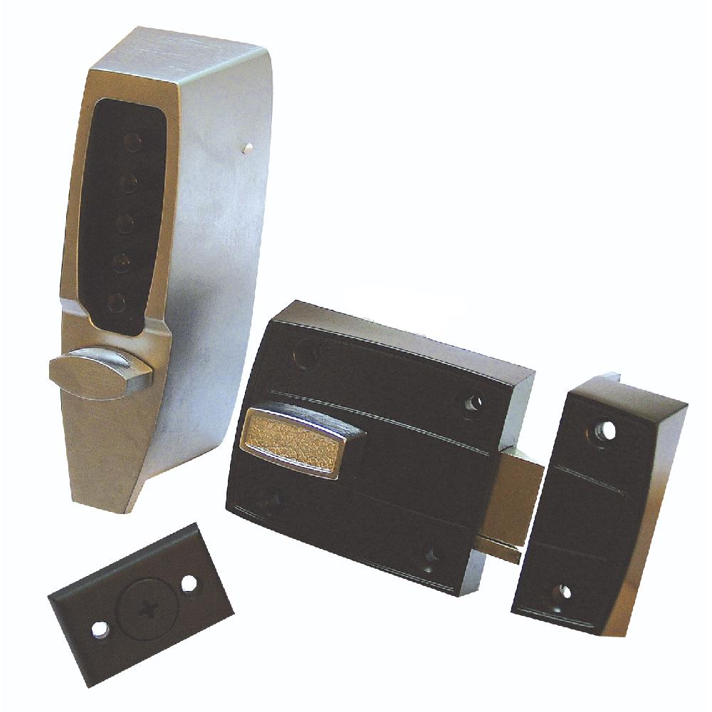 DORMAKABA 7100 Series 7106 Digital Lock Rim Deadlatch 1 Locksmith in Stirling