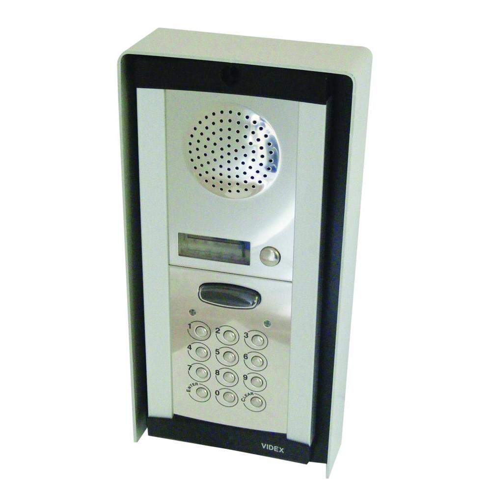VIDEX 8K Series Audio 1Way Intercom Kit Complete With Keypad 1 Locksmith in Stirling