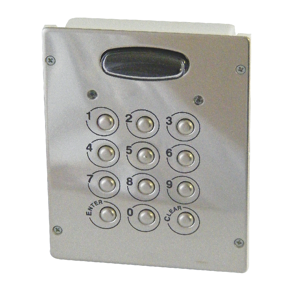 VIDEX VX8800-2L Keypad Module 1 Locksmith in Stirling