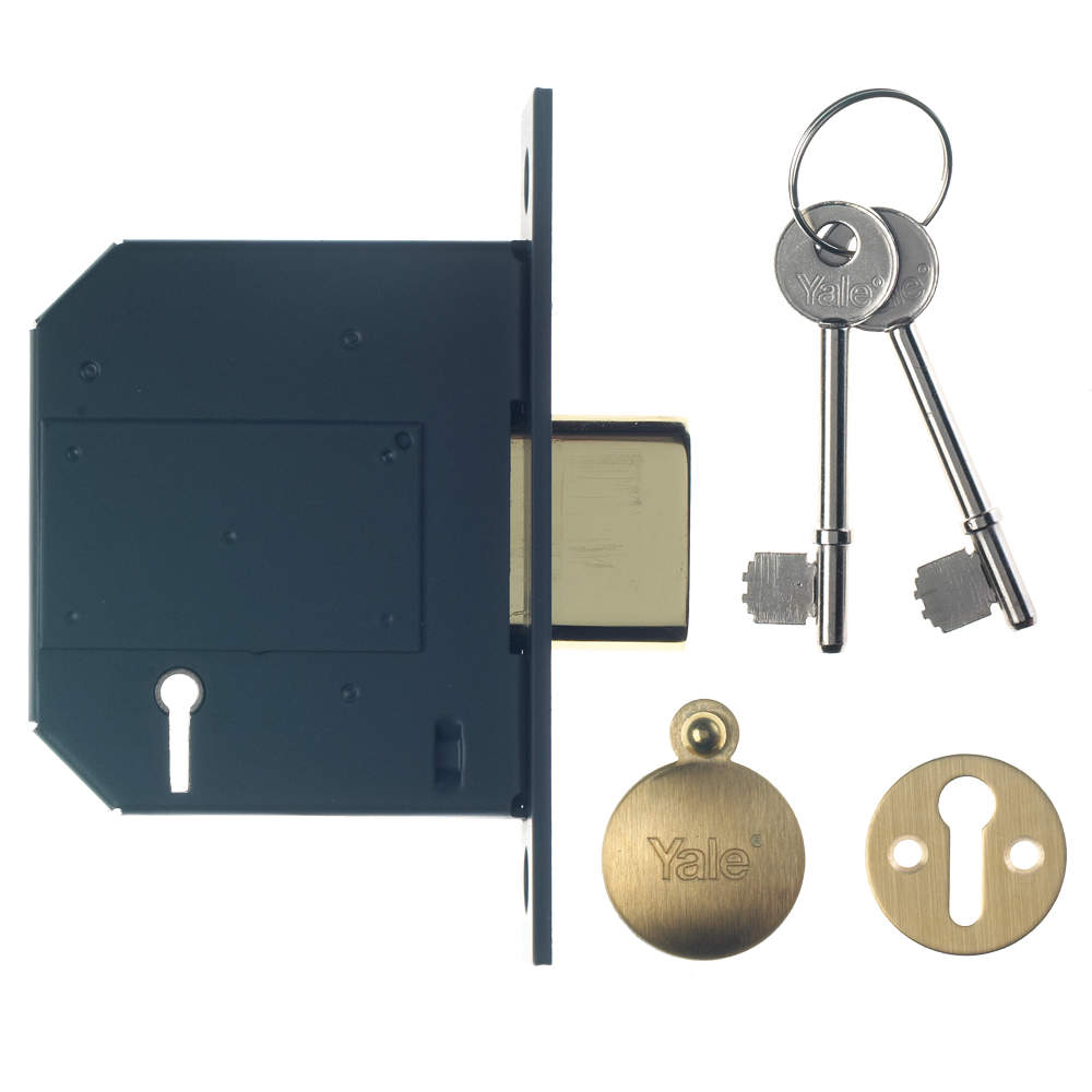 YALE PM562 5 Lever Deadlock 1 Locksmith in Stirling
