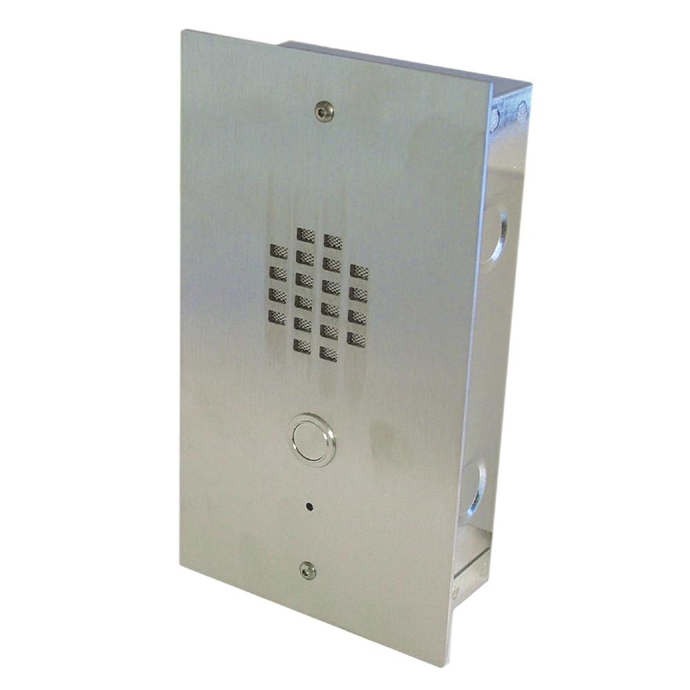 VIDEX VR1S Audio 1 Way Vandal Resistant Intercom Panel Flush 1 Locksmith in Stirling