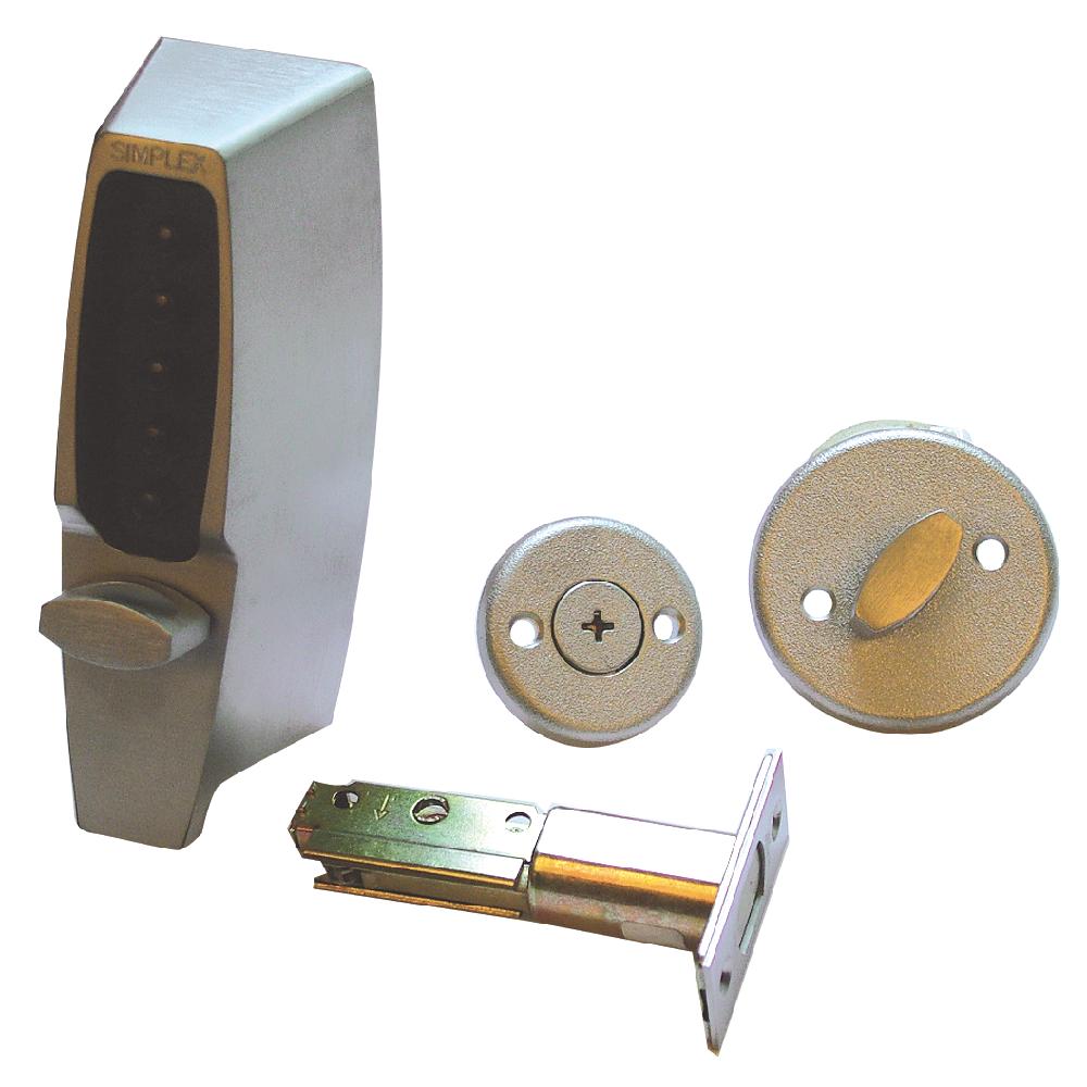 DORMAKABA 7100 Series 7102 Digital Lock Mortice Deadbolt 70mm Backset 1 Locksmith in Stirling