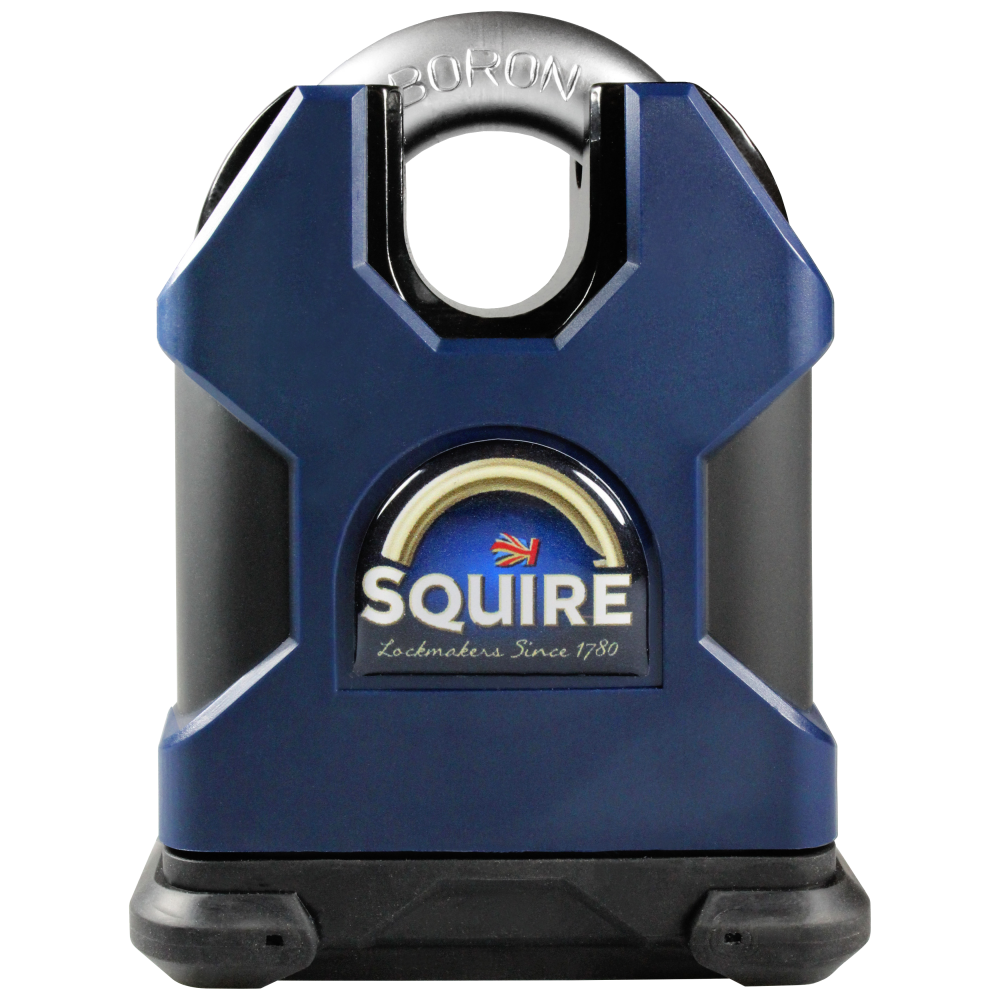 SQUIRE SS65CS Stronghold Steel Closed Shackle Padlock 1 Locksmith in Stirling
