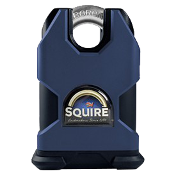 SQUIRE SS50CS Stronghold Steel 6 Pin Closed Shackle Padlock 1 Locksmith in Stirling