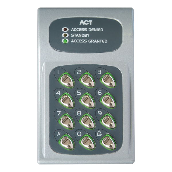 ACT ACT10 Keypad 1 Locksmith in Stirling
