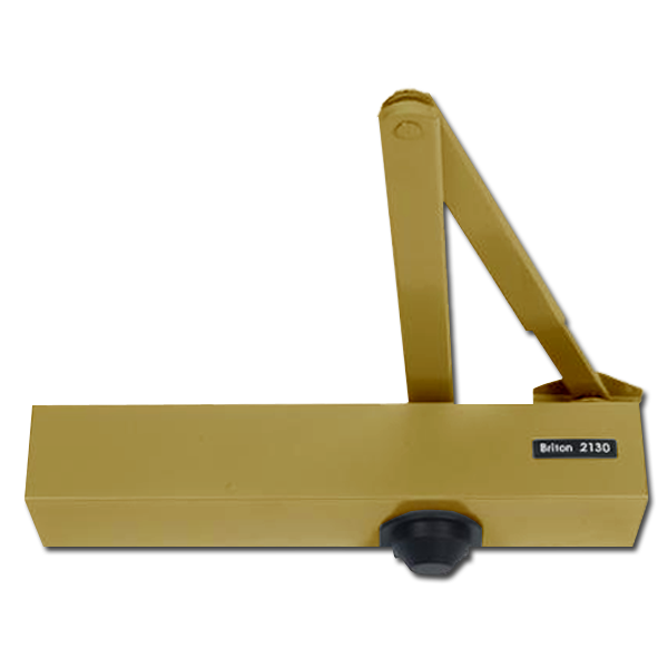 BRITON 2130B Size 2-6 Overhead Door Closer With Backcheck 1 Locksmith in Stirling