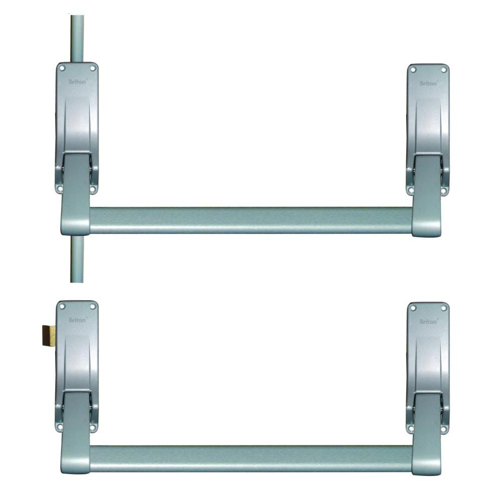 BRITON 377 Push Bar Double Rebated Door Panic Set 1 Locksmith in Stirling