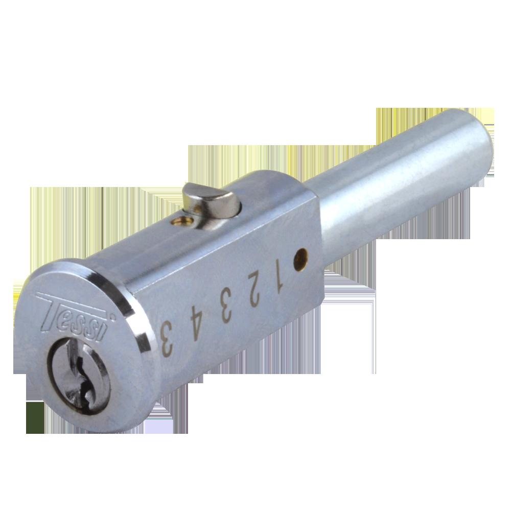Tessi TCP6461 Round Cylinder Bullet Lock 1 Locksmith in Stirling